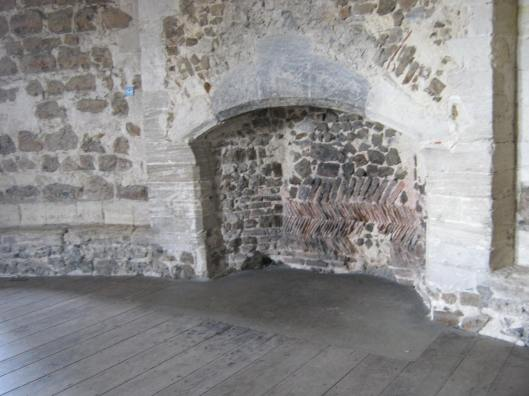 031Lower Hall fireplace