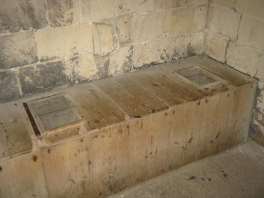 036Double latrine