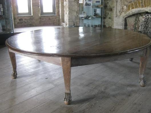 060Large table in Upper Hall
