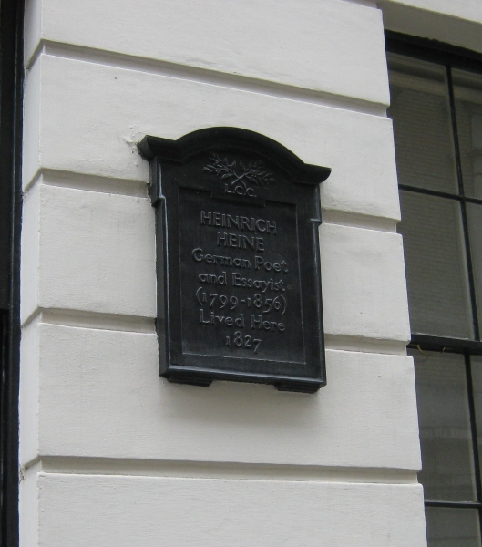 010Heine plaque