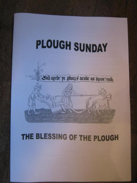 001Plough Sunday service sheet