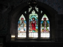 St Stephen, St Catherine and St Alban by G Horsley