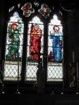 Faith, Hope and Charity by E Burne-Jones
