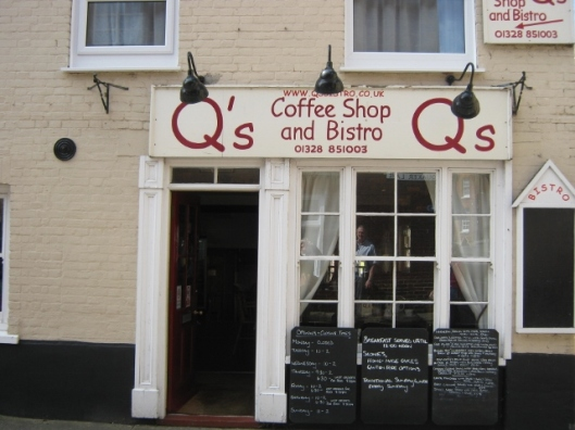 009Q's Coffee Shop and Bistro, Fakenham (640x480)