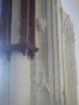 Carving in stone and wood