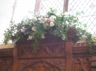 Flowers at the East Window