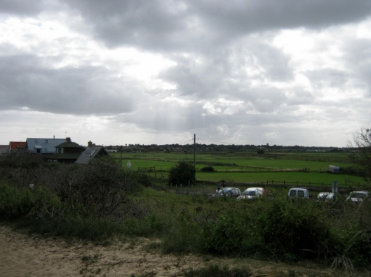 Looking Towards Walberswick