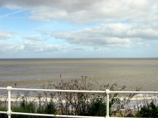Sea at Southwold
