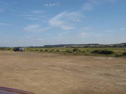 View Inland from Brancaster Beach