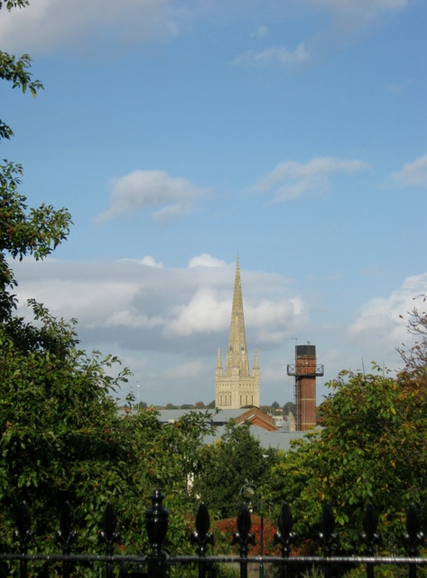 029View from Castle Green
