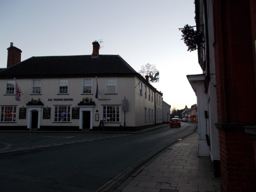 DSCN0108The Magpie in Harleston
